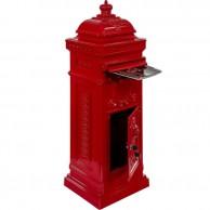 Poštovní schránka na plot