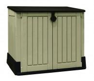 e1cf8ae158416 Záhradné plastové a drevené ukladacie boxy - s vekom | Stavbamix.sk